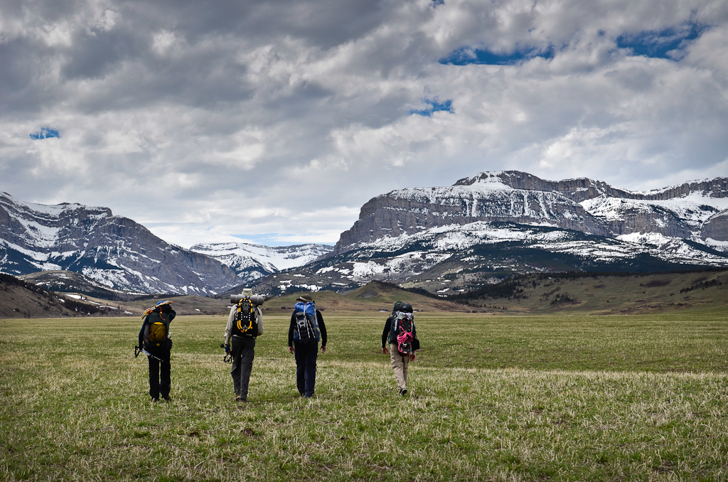 Group Gear for Lightweight Wilderness Travel