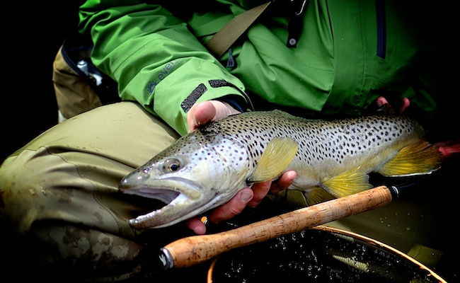 Big River Fly Fishing: Why Tenkara Beats Western Methods